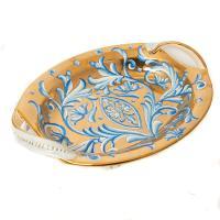 Поднос овальный Oro Antico с ручками
