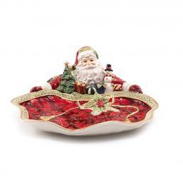 """Блюдо Дед Мороз """"Семейные традиции"""""""