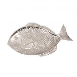 Блюдо в виде рыбы алюминиевое Gros