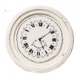 Часы старинные деревянные