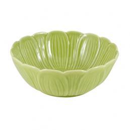 Салатник Кувшинка светло-зелёный