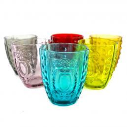 Набор из 6-ти стаканов с узором Rococo