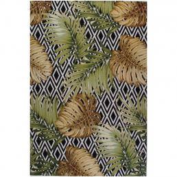 Ковер для улицы и террасы разноцветный Jungle SL Carpet