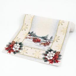 "Раннер ""Снежные забавы"" Villa Grazia Premium"
