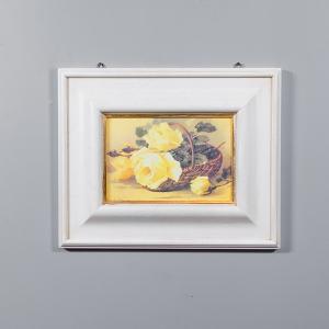 Репродукция картины Decor Toscana Желтые розы  53×43 см