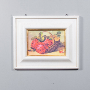 Репродукция картины Decor Toscana Красные розы 53×43 см