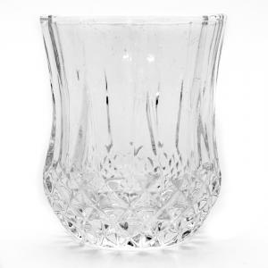 Стакан для вина из прозрачного стекла
