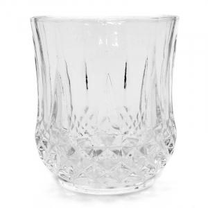 Стакан для воды из прозрачного стекла