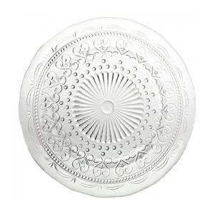 Тарелка подставная прозрачная