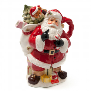 Заварник в форме Санта Клауса