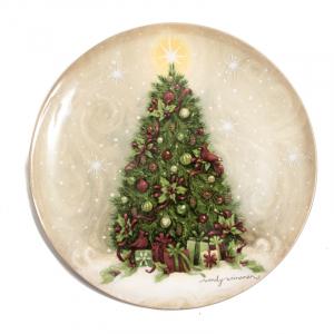 """Блюдо новогоднее """"Заколдованный лес"""""""