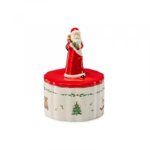 """Шкатулка Дед Мороз """"Мешок с подарками"""""""