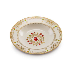 "Тарелка для супа ""Вкус праздников"""