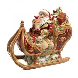 Бисквитник Санта на санях Bella Cara
