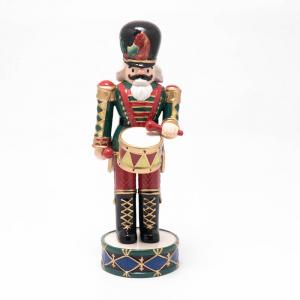 Статуэтка Щелкунчик с барабаном