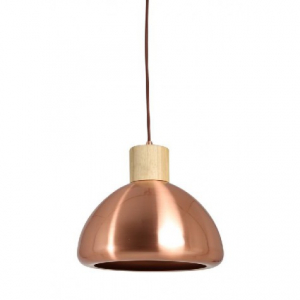 """Подвесной светильник цвета """"розовое золото"""""""