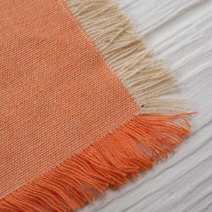 Салфетка хлопковая Villa d'Este 33×48 см оранжевая