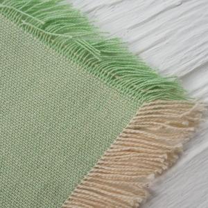 Салфетка хлопковая Villa d'Este 33×48 см зеленая