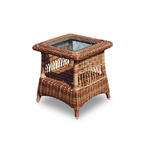 Столик приставной для террасы и сада Ebony