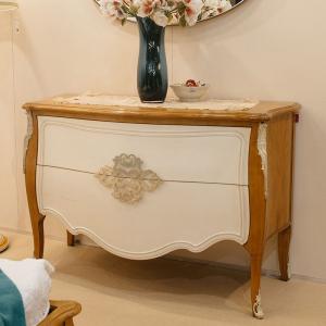 Изысканный комод ручной работы из французской вишни Majestic