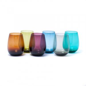 Набор стаканов для воды Villa d'Este  6 шт.