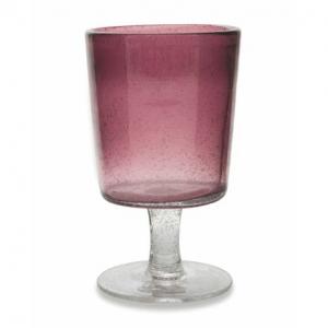 Бокал для вина Villa d'Este Malibu пурпурный