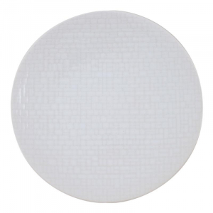 Десертная тарелка в минималистичном стиле Cotton