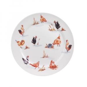 Набор из 6-ти подставных тарелок Campagne в кантри стиле