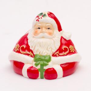 Салфетница Санта