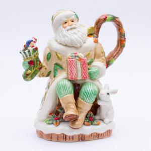 Чайник заварник Санта