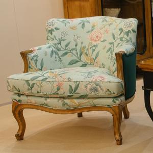 Роскошное кресло ручной работы португальских мастеров Luis XV Versailles