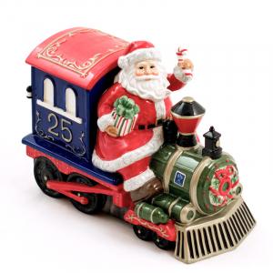 Шкатулка-поезд