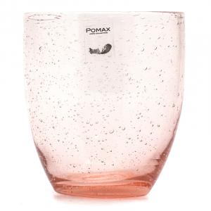 Набор из 6-ти розовых стаканов