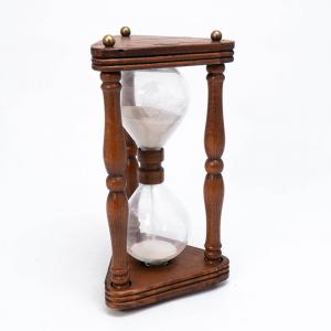 Часы песочные треугольные Capanni