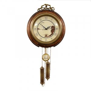 Настенные часы антикварные с боем Capanni