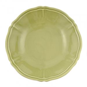 Салатник светло-зелёный «Яркое лето»