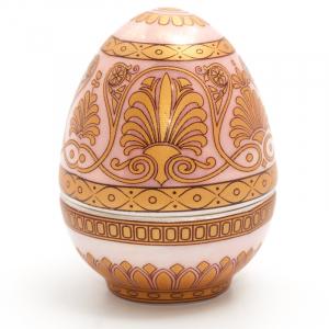 Шкатулка-яйцо