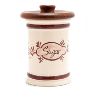 Емкость для хранения сахара керамическая