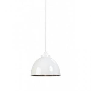 Подвесной светильник белый в стиле лофт