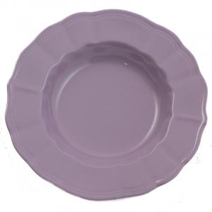 Набор 6 глубоких тарелок Loto