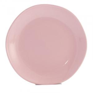 Тарелки десертные розовые, набор 6 шт. Ritmo