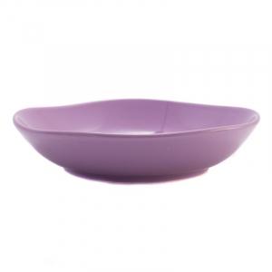 Тарелка для супа лавандовая Ritmo