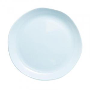 Блюдо круглое голубое Ritmo