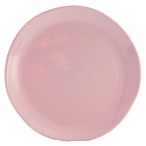Блюдо розовое Ritmo