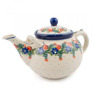 Чайник керамический большой
