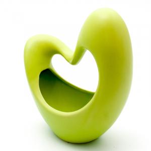 Ваза керамическая Сердце