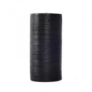 Свеча-цилиндр черная Maison