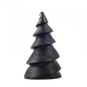 Свеча-дерево черная Maison