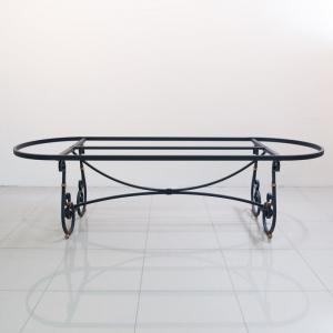 База для овального стола