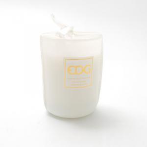 Свеча белая в стакане